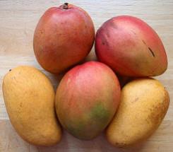 mango vitamina A